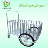 Stainless Steel Hospital Dressing Cart