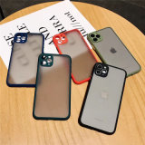 Mobile Phone Cover Mobile Phone Case iPhone 11 Skin Friendly Precision Hole Shell Full Package A52 Huawei Nova7PRO Color Contrast Matte Protective Cover Y50 114