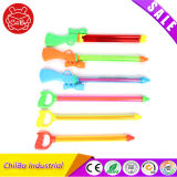 Summer Syringe Push Type Water Gun Plastic Toy
