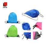 2017 Custom Polyester Wholesale Drawstring Backpack Draw String Bag
