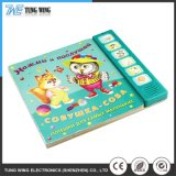 Wholesale Children Button Picture Book with Six Push Button