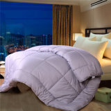 White Soft 90% Duck Down Comforter