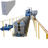 EPS Foam Cement Precast Wall Panel Production Line Lightweight Concrete Sandwich Wall Panel Machine