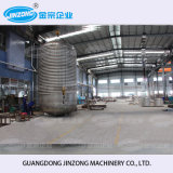 Guangzhou Jinzong Machinery 30tons Reactor Cooking Tank Reaction Vessel