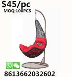 New Egg Outdoor Wicker Garden Hanging Swing Patio Rattan Chair
