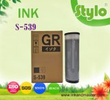 Black High Quality Gr Ink S-539 for Duplicator Printing