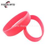 High Quality Price RFID Silicone Wristband Smart Sauna Bracelets