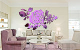 Home Decoration Acrylic Mirror Sticker Craft