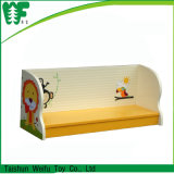 2017 New Wholesale Price Kids Wooden Book Shelf on Wall