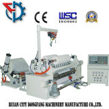 Al. Foil Reel Slitting Machine with Surface Rewinding