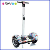 Smart Balance Two Wheel Electric Scooter 10 Inch with Handle