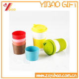 Hot Sale Custom Logo Silicone Cup Set\Cup Cover\Cup Sleeve