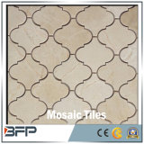 Latest Design White Marble Lantern Mosaic with Good Price