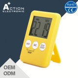 High Resolution Cute Digital Timer with Large LCD Screen