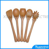 Green Natural Wooden Spoon Jh-O011