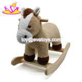 New Hottest Funny Plush Baby Rocking Animal for Riding W16D113