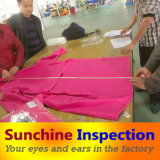 Bathrobe Quality Control Inspection Service in China and Pakistan / Pre-Shipment Inspection Service