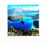 New Design 500 Pieces Paper Jigsaw Puzzle for Adults Gifts