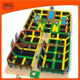Best Price Mich Children Safety Net Indoor Gymnastic Trampoline