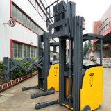 Stand on Full Electric Reach Forklift Truck-Model Etm Model From Gp Factory