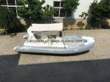 China Liya 5.8m Center Console Rib Boat Hypalon Rigid Inflatable Boat