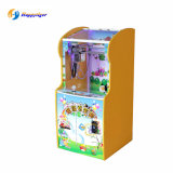 Coin Operated Crane Claw Vending Toy or Prize Games Machine for Shopping Mall