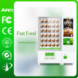 Self Automatic Fast Food Vending Machine
