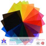 Reliable 2-20mm Transparent Color Acrylic Board/Plexiglass