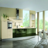 Matt Lacquer Different  Color Sample Cupboard  Kitchen for Home (ACS2-L318)