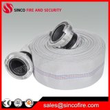 PVC PU Rubber Used Fire Hose with Storz Coupling