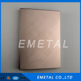 304 Grade Stainless Steel Color Sheet for Decorating