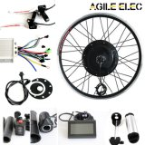 Agile High Power 48V 1000W Electric Bike Conversion Hub Motor Kit with Battery