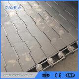 Metal Conveyor Chain Plate Slat Steel Hinged Belt