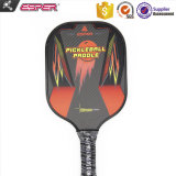 Esper 3K-Woven Red-Top Quality Professional Manufacturer Graphite with Nomex Honeycomb OEM/ODM Customized Pickleball Paddle