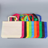 Colorful Promotional Cheap Nonwoven Tote Bags, Non Woven Packaging Bag