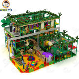 Multi-Storey Forest Theme Eco-Friendly Children Indoor Playground Equipment