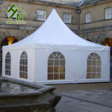 Wholesale Fashionable White PVC Coated Party Event Pagoda Tent