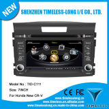 2 DIN Car DVD Player for Honda CRV 2012 with Built-in GPS A8 Chipset RDS Bt 3G/WiFi DSP Radio 20 Dics Momery (TID-C111)