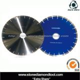150mm Laser Diamond Tool Saw Blade with Angle for Granite