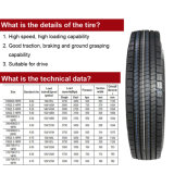 1000r20 Radial Truck Tire with Discount