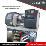 Alloy Rim Lathe High Quality Alloy Wheel Diamond Cut Machine