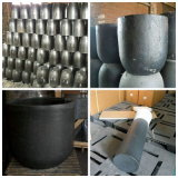 Tungsten Crucible Is Widely Applying in High Temperature Vacuum Furnace