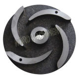 ISO OEM Impeller by Sand Casting