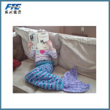 Hot Mermaid Tail Blanket for Kid