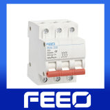 3phase 63A MCB Price Miniature Circuit Breaker
