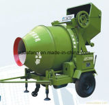 Jzc350 Liter Concrete Mixer/Trailer Mounted Concrete Mixer