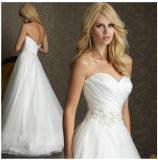 Wholesale Price Discount Bridal Wedding Dresses (CWD111)