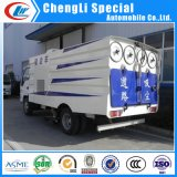 Dongfeng 4X2 Road Vacuum Cleaner Sweeper Truck