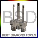 1/2 Gas Thread CNC Blind Hole Bits