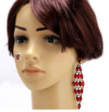 New Design Exaggerated Fashion Long Earrings